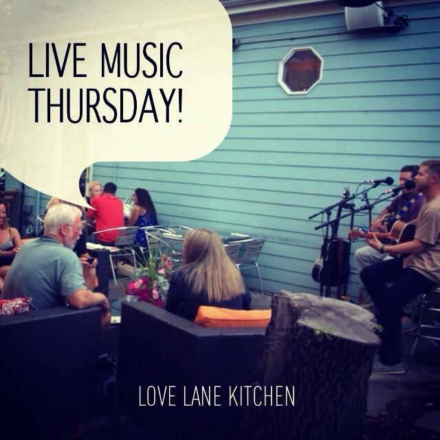 Loving Summer Love Lane Kitchen