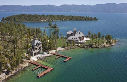 Shelter Island Estate