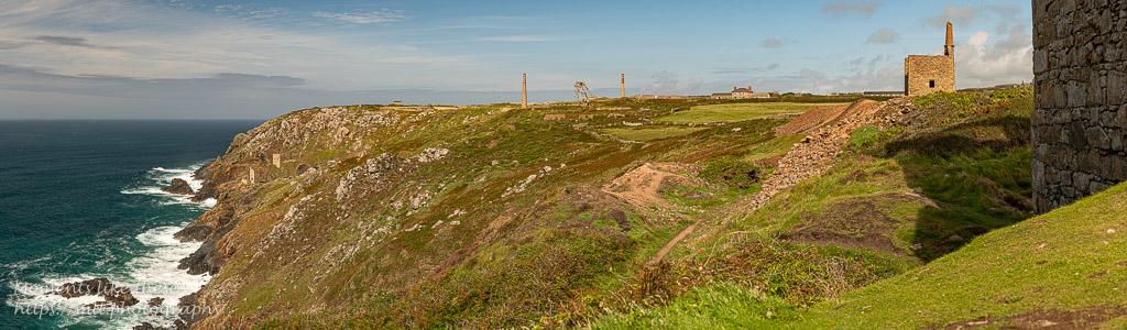 Botallack panorama