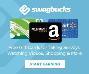 Swagbucks - Banner - Earn Gift Cards