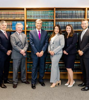 McDonald, Levy & Taylor, PLLC - Personal Injury Law Team