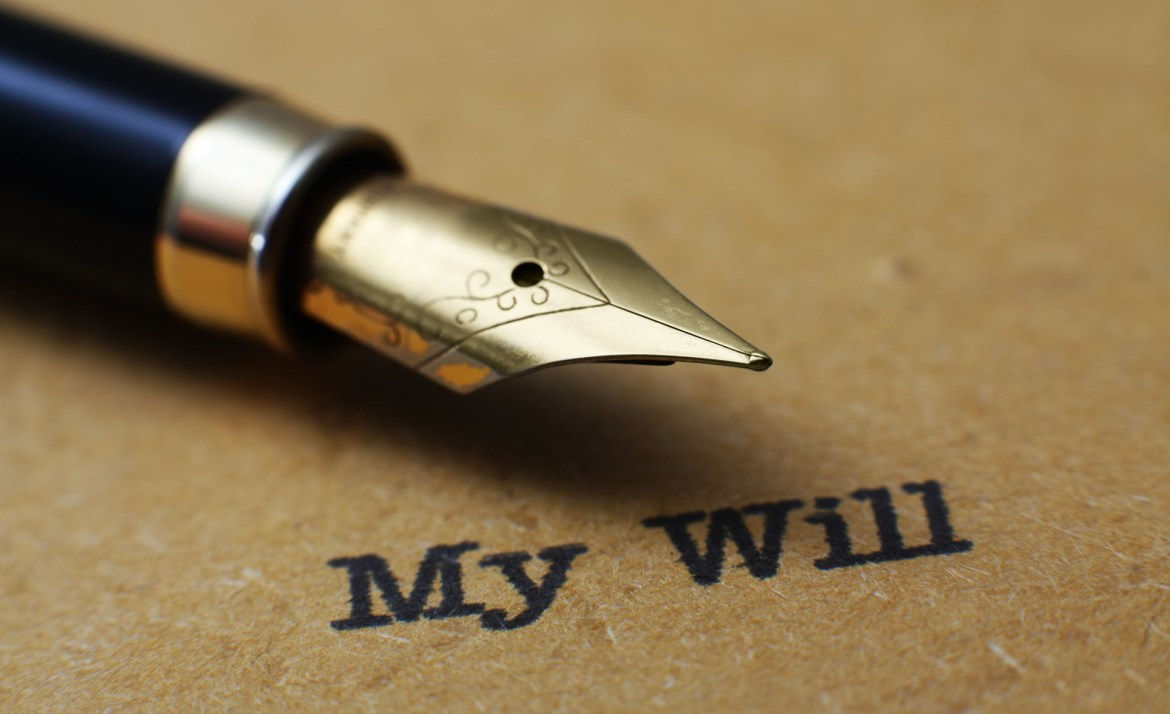 When should you consider drafting a Will?