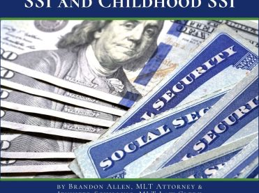 Interesting Facts Regarding SSI and Childhood SSI.
