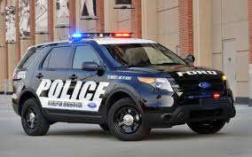 Ford Interceptor Utility vehicle