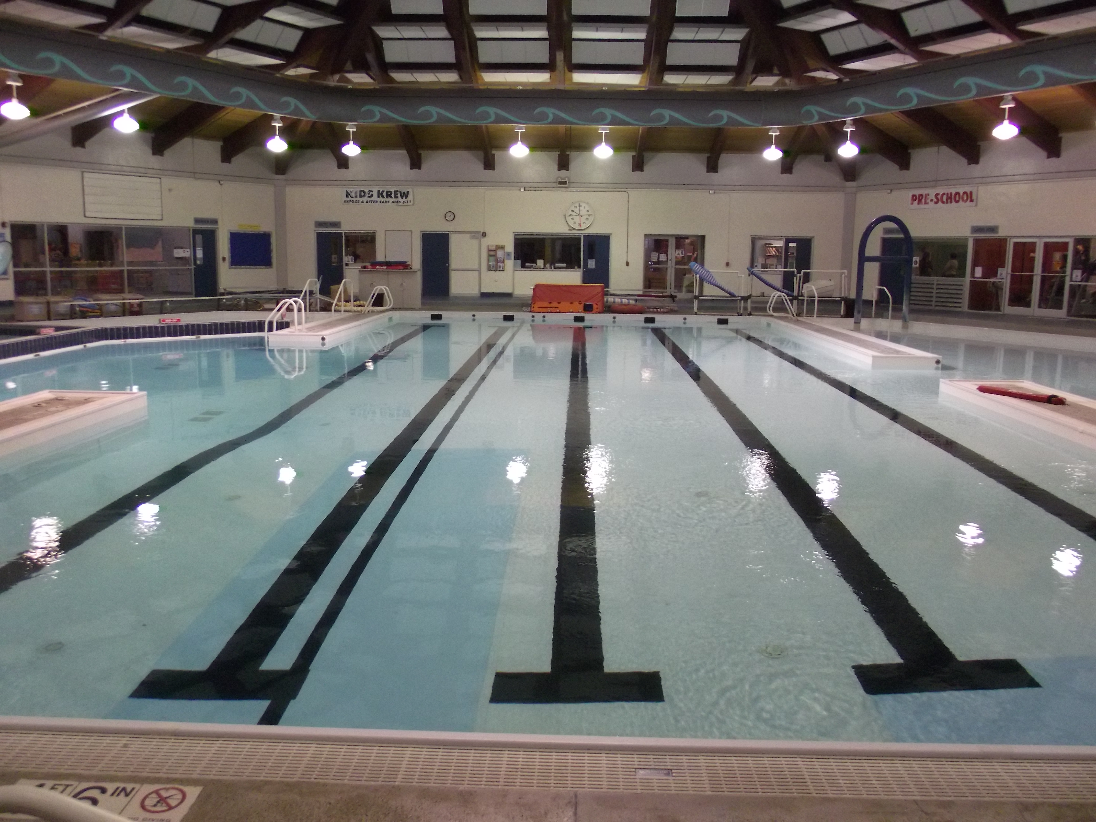 Winter Session Swim Lesson Registration Starts Wednesday