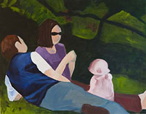 'At the Park' by Michelle Templeton