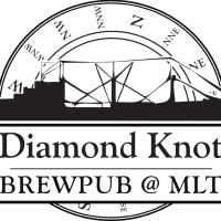 Diamond Knot Brewpub @ MLT official logo