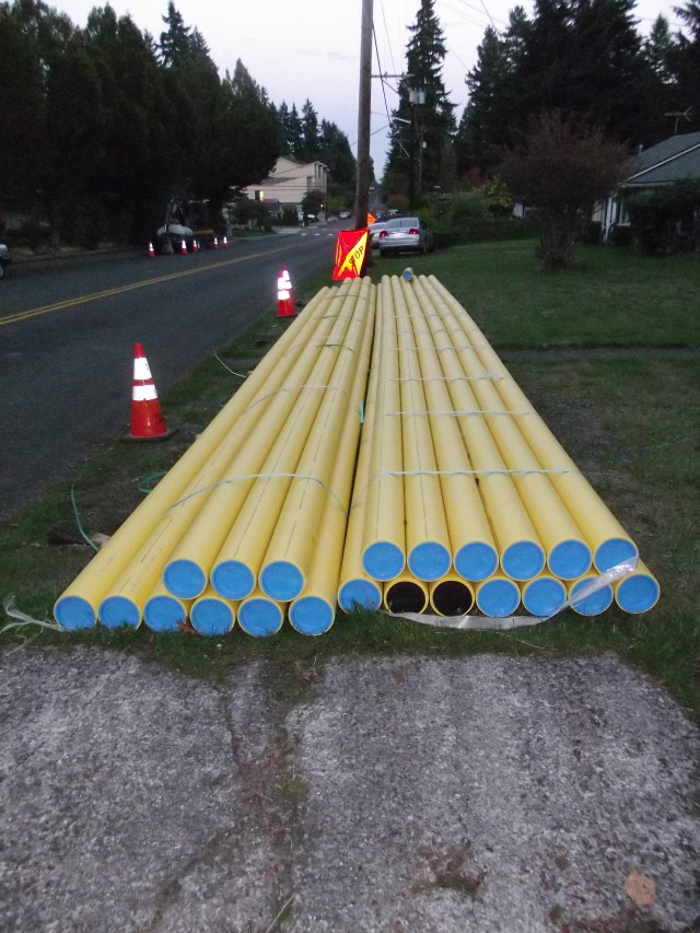 Gas line pipes, Sept. 26 002