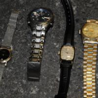 Stolen watches and weapons are among the items recovered by Lynnwood police.