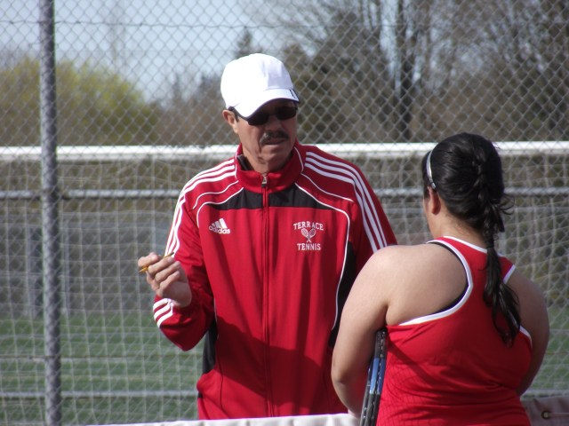 MTHS tennis coach Alberto Ramirez will be leading three Hawks Tennis Camps this summer.