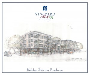 Welcome to our newest sponsor, Vineyard Park at Mountlake