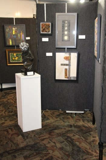 The Arts of the Terrace runs Sept. 27 to Oct. 5 at the Mountlake Terrace Library.