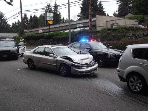 Three-car accident on 220th Street SW, Oct. 10 001