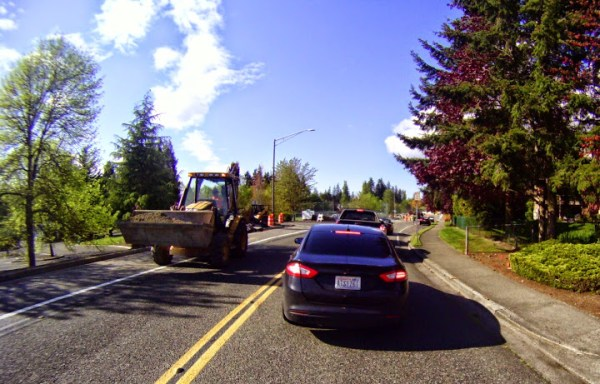 Motorists should expect some delays. (Photo by David Carlos)