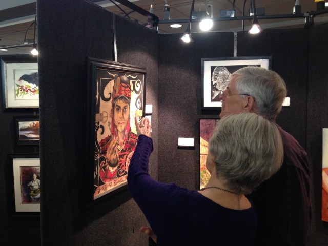 Arts of the Terrace 2014