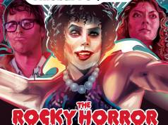 Rocky Horror Picture Show at Cinebarre artwork