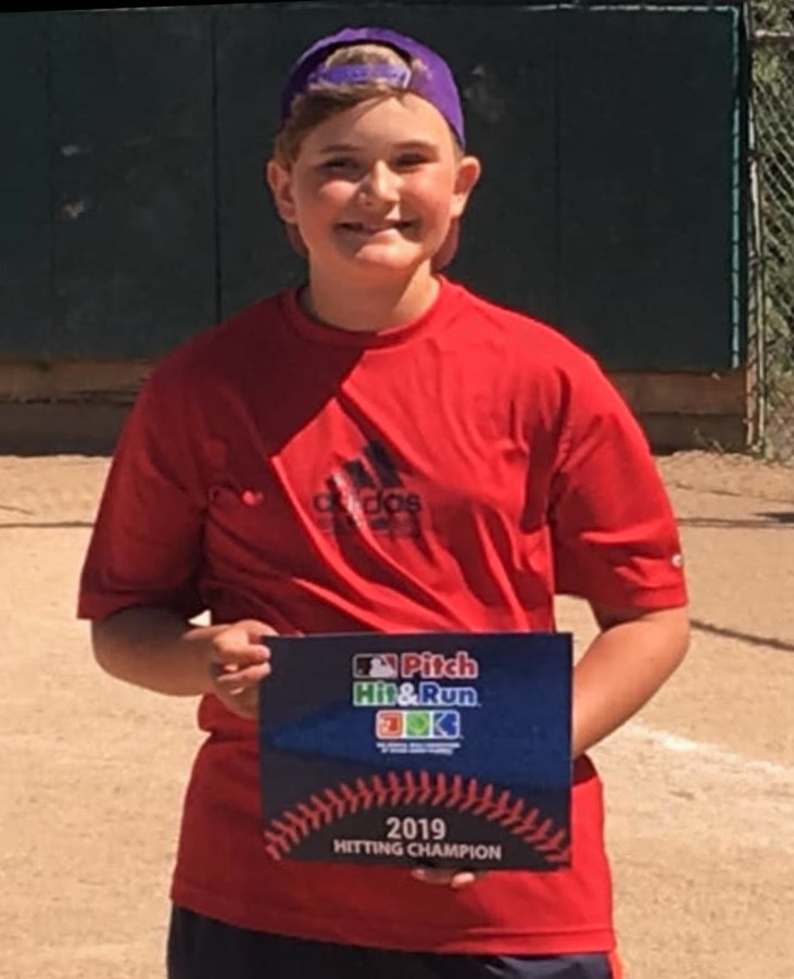 fd6f36026 MLT 5th-grader in Pitch, Hit and Run competition | MLTnews.com