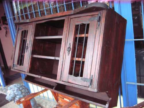 Muebles De Madera Rusticos Para Cocina Muebles De Cocina