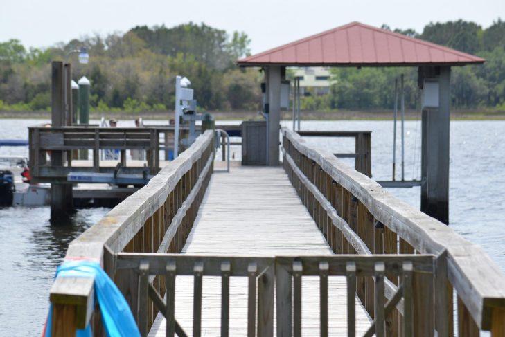 Stono River Dock