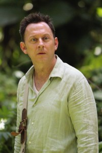 Michael Emerson as Benjamin Linus.