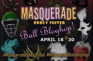"Masquerade Ball Blog Hop Day 9: ""Bottle it Up"""