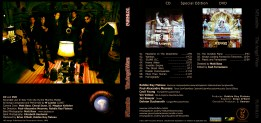 Back Cover Double CD DVD