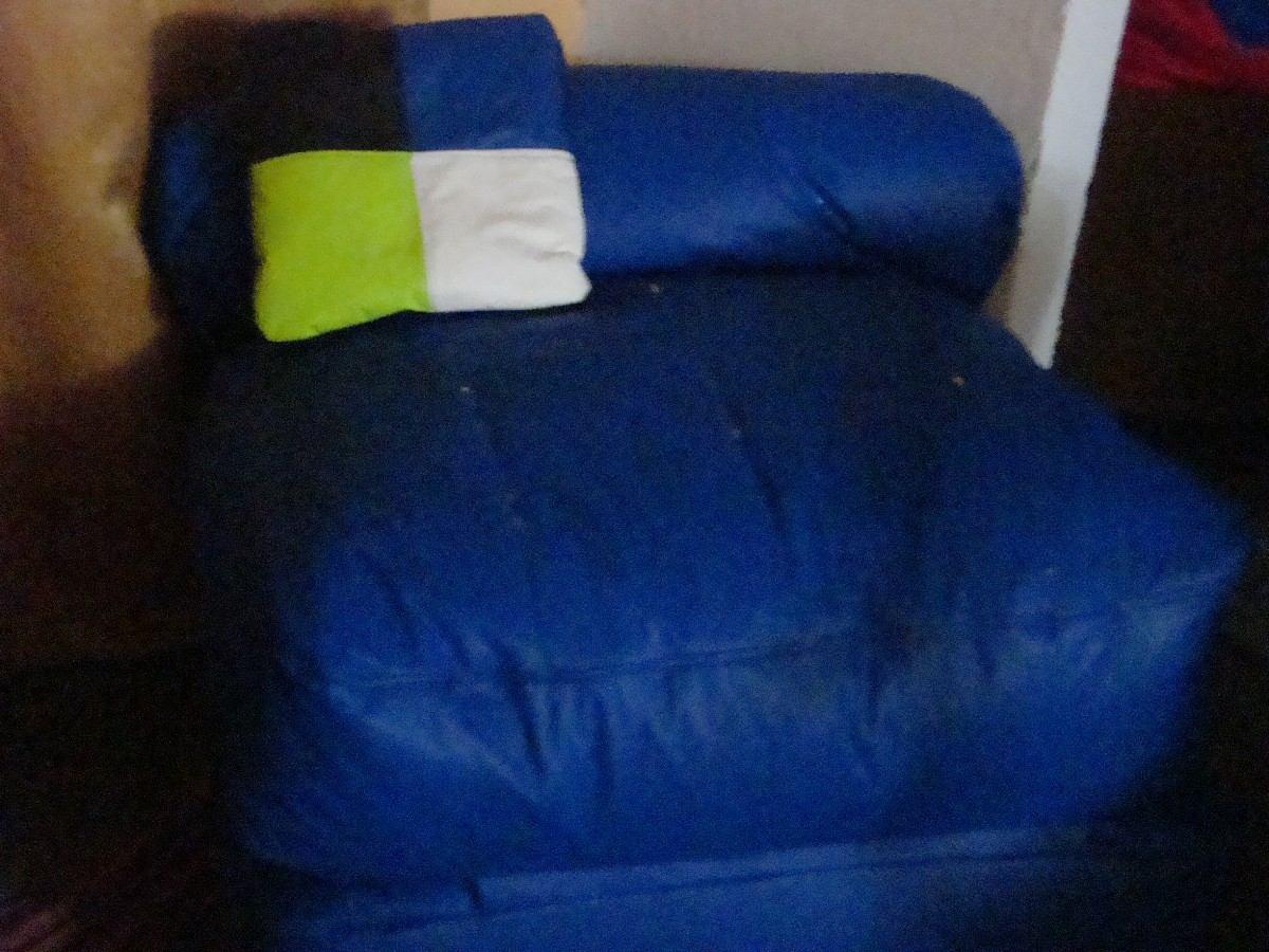 sofa cama mercado libre venezuela set within 10000 tipo puff indvidual o matrimonial bs 32 900