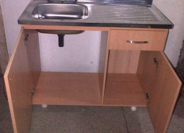 Mueble Lavadero De Cocina | Mueble Bajo De Cocina S 350 00 En ...