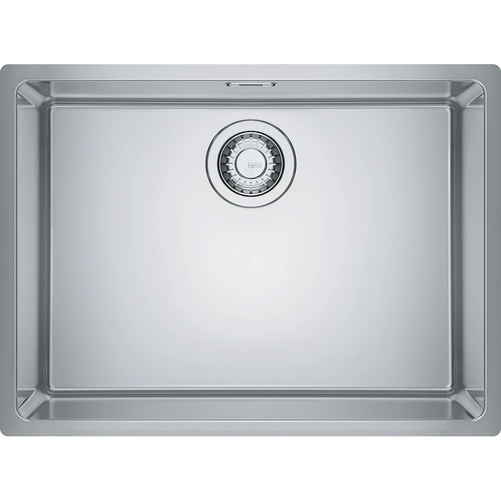 franke mrx110 55 maris single bowl undermount sink stainless steel appliance city