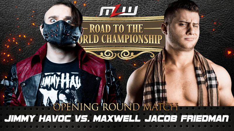 Havoc vs MJF