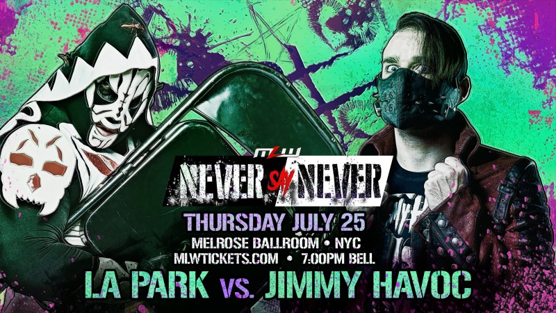 LA Park vs. Jimmy Havoc