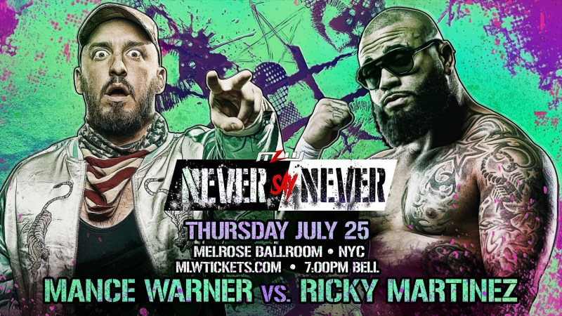 Mance Warner vs. Ricky Martinez-1