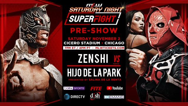 Zenshi vs. Hijo de LA Park