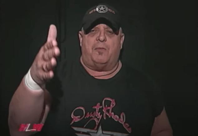 UNDERGROUND RECAP: Terry Funk vs. Dusty Rhodes vs. Steve Corino, Kojima vs. Nagai For World Title Gold