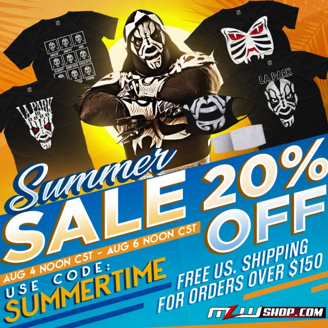 MLWShop.com 20% OFF Summer Sale