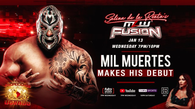 Mil Muertes debuts this Wednesday