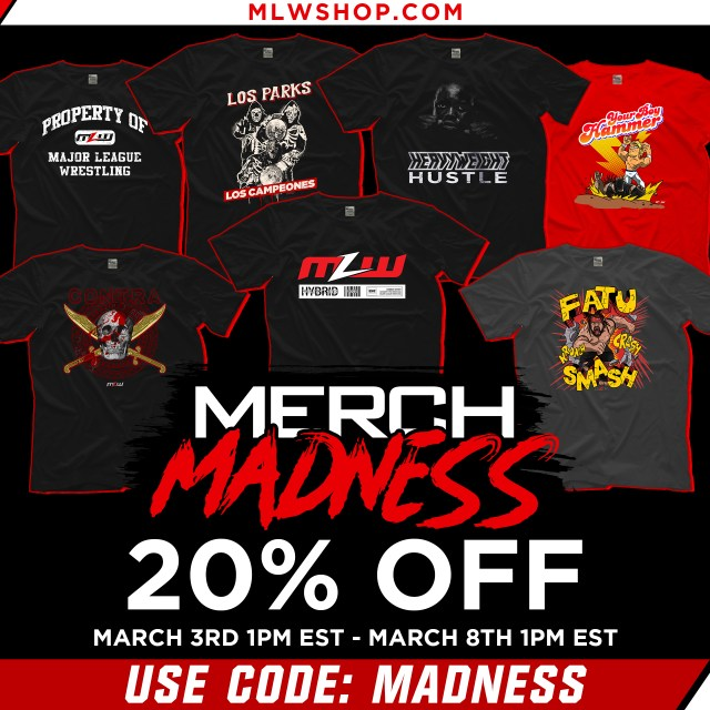 SALE! Save 20% on new arrivals at MLWshop.com