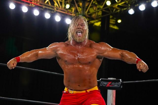 🚨 Hammerstone challenges Fatu for title!