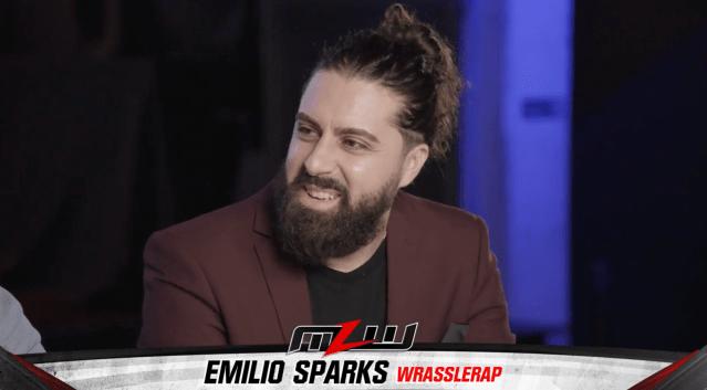 Emilio Sparks promises big scoops on FUSION