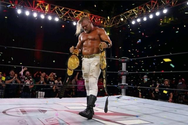 Fightland On VICE TV Recap: Hammerstone Faces Fatu in 'Title For Title'