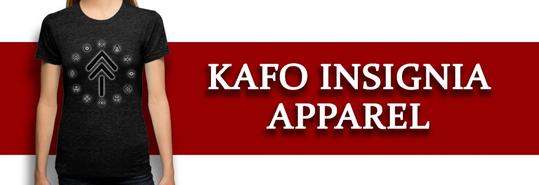 Kafo Insignia Product thing