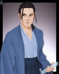 Takeru (The Sword of Kaigen) by Merwild
