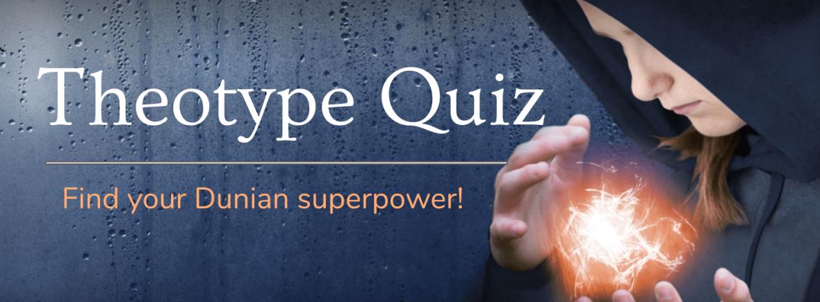 Theotype Quiz Header