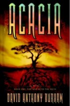 Acacia by David Anthony Durham Cover for African SFF list (epic fantasy book)