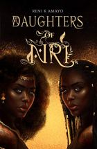 Daughters of Nri by Reni K Amayo Cover for African SFF list (YA fantasy book)