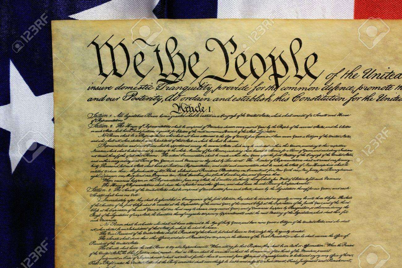 U S Constitution Signed September 17