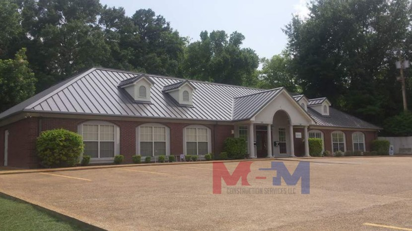 M&M Construction Services LLC MS, commercial licensed contractor, commercial roofing specialists, metal roofing pros of ms