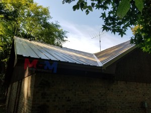 M&M Construction Services LLC best metal roofing contractor ms. Commercial and residential metal roofing