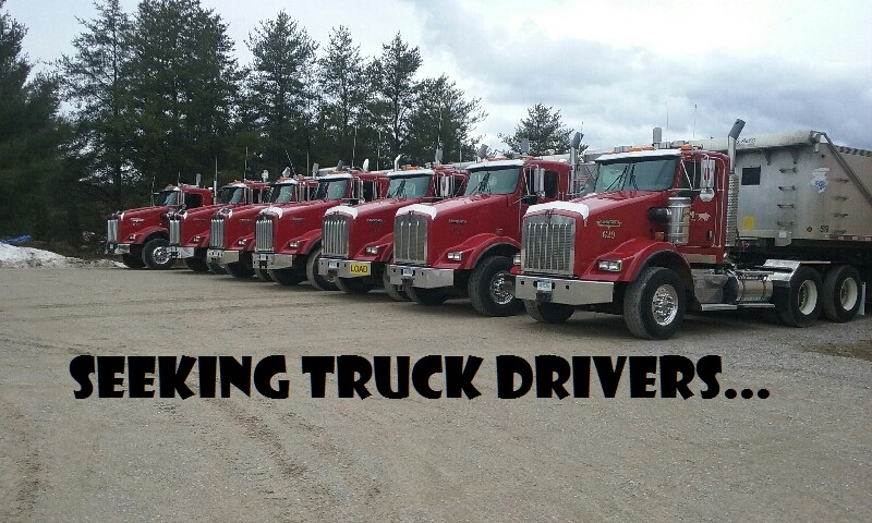 Attention: Truck Drivers