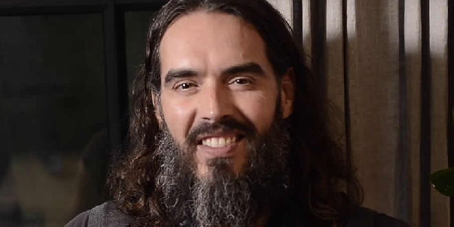 Russell Brand is bringing his Recovery Live 2020 tour down under ...
